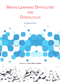 Maths Learning Difficulties and Dyscalculia by Steve Chinn