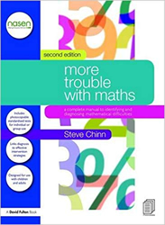 More Trouble With Maths by Steve Chinn